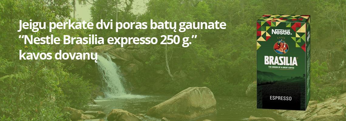 """Nestle Brasilia expresso 250 g."""